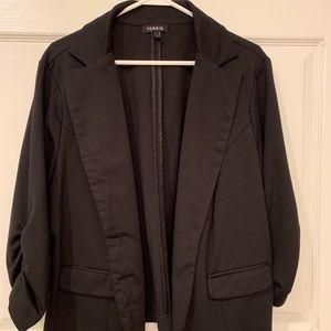 Torrid 3/4 length sleeved blazer, worn once